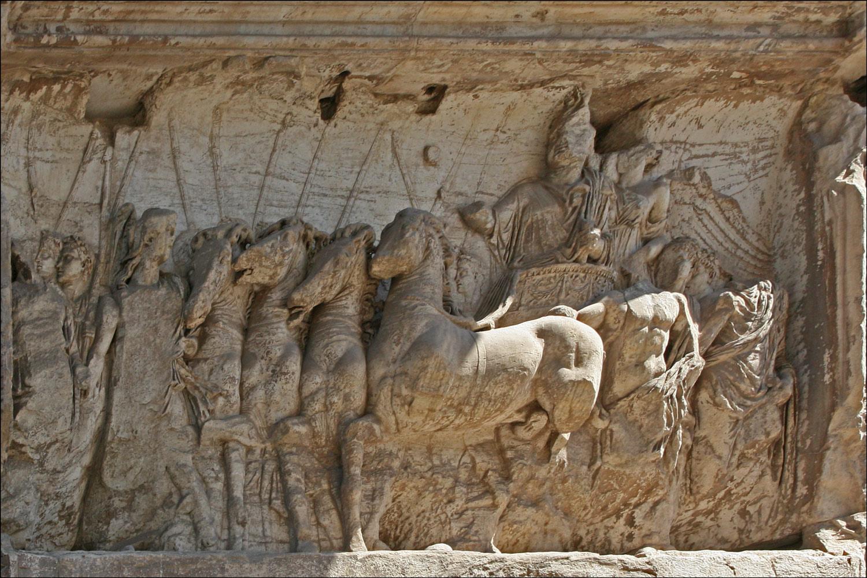 Titus as Triumphator