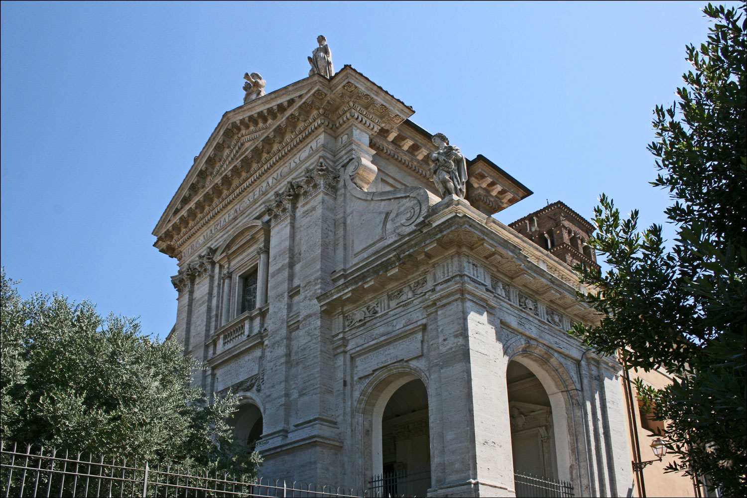 Church of Santa Francesca Romana