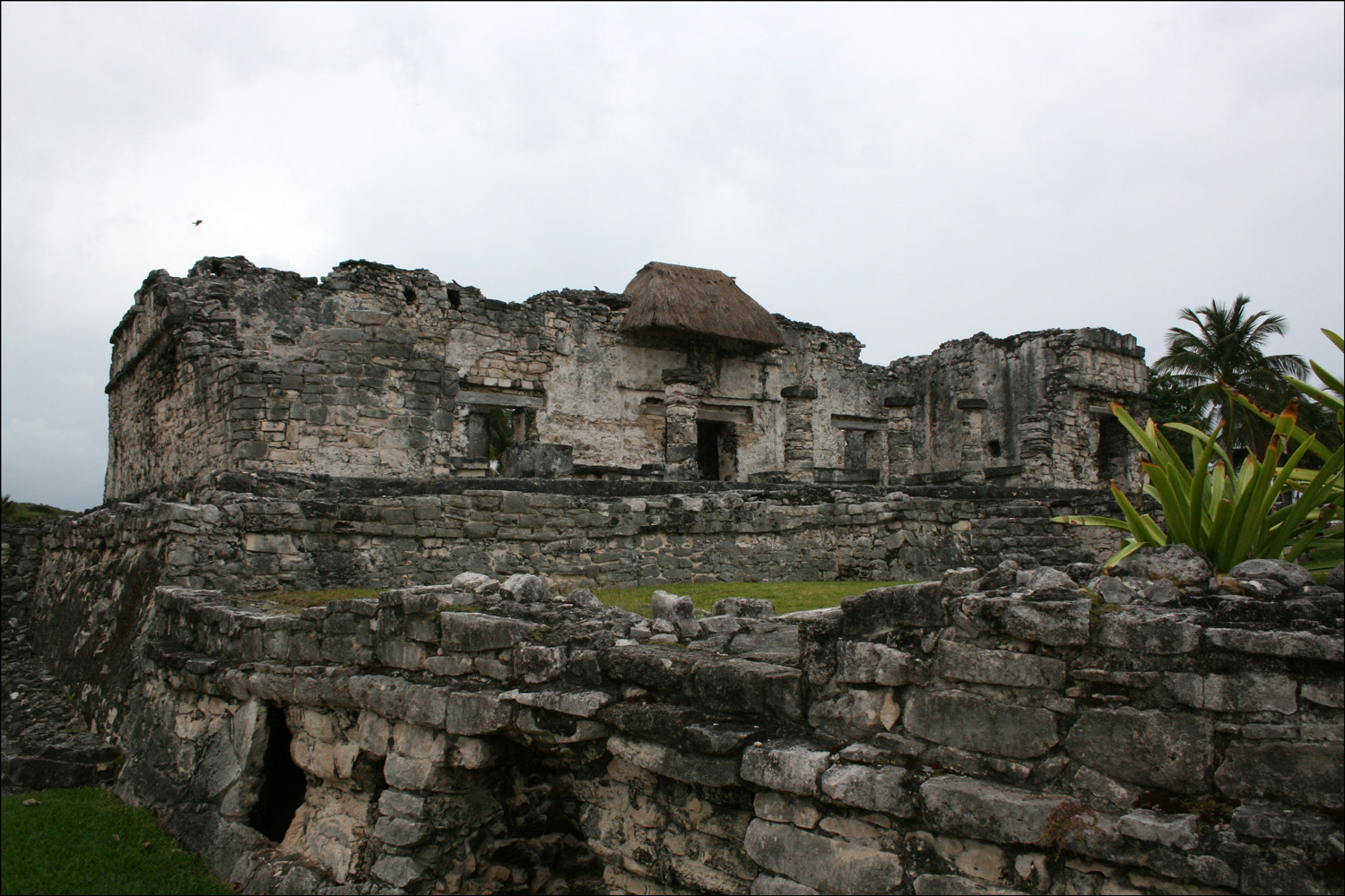 The House of the Halach Uinic in Tulum - 2