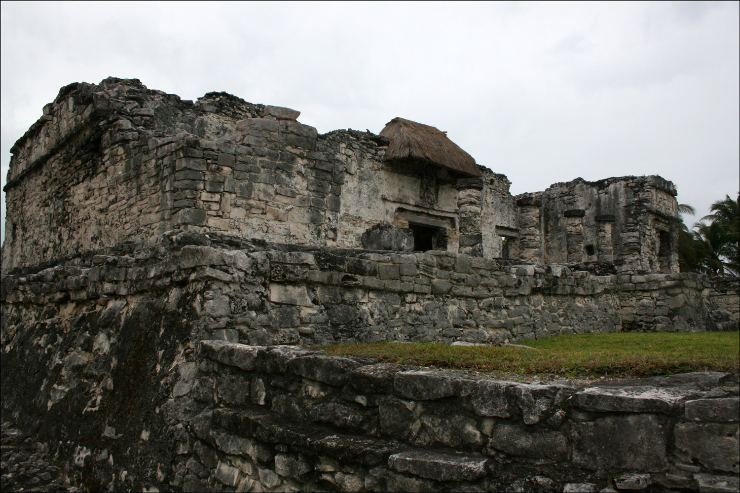 The House of the Halach Uinic in Tulum - 3