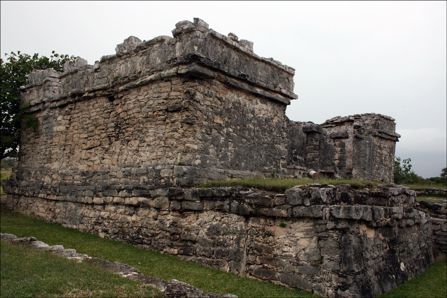 Structure 34 in Tulum