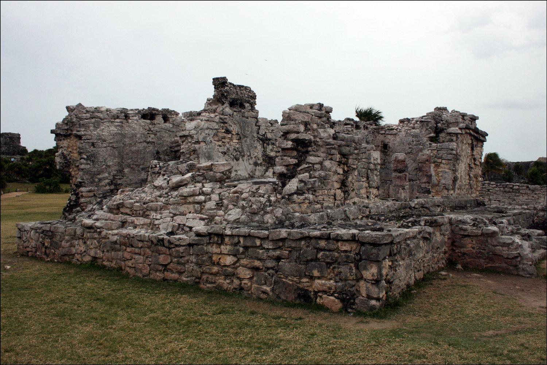 Structure 34 in Tulum