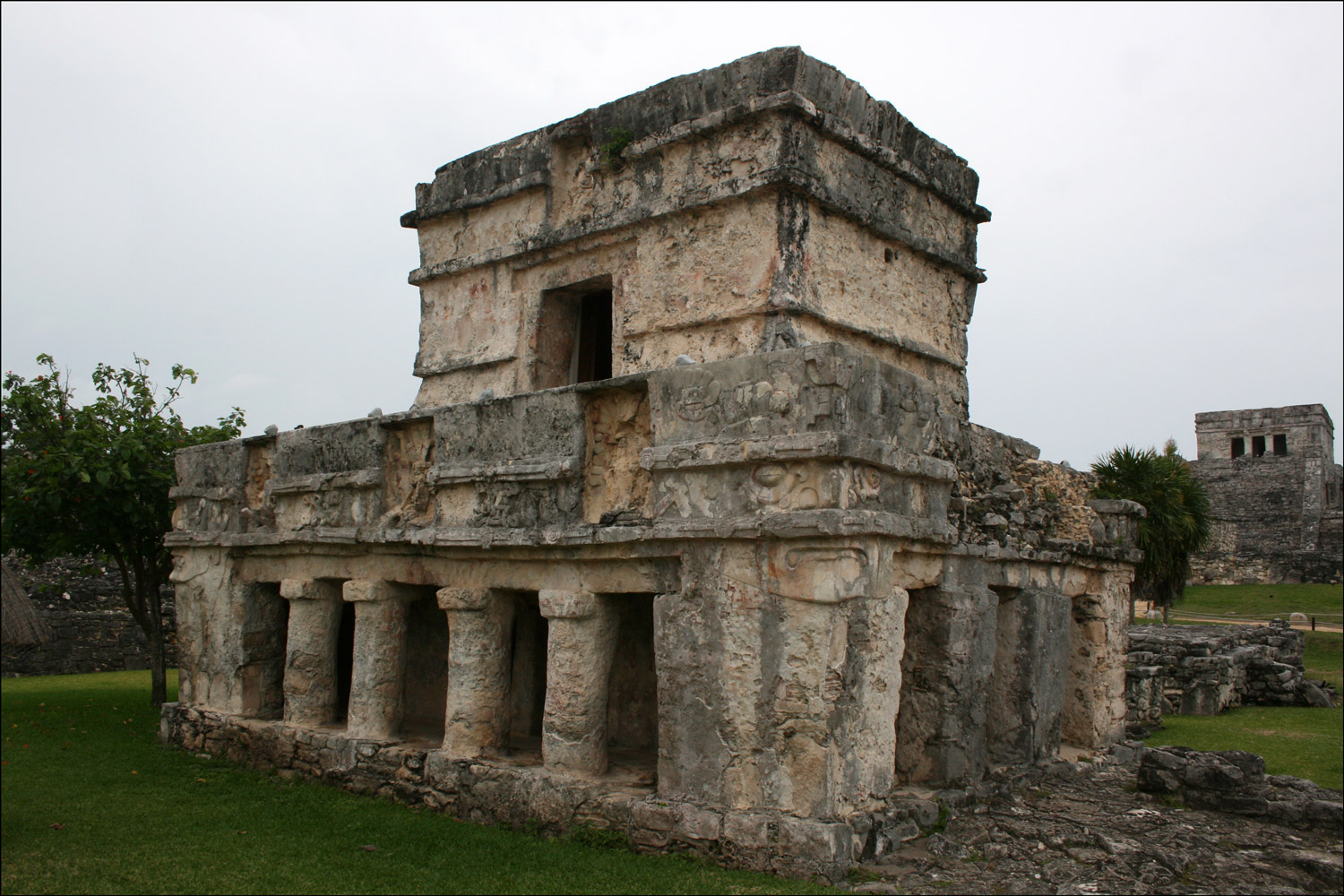 Temple of the Frescos - 2