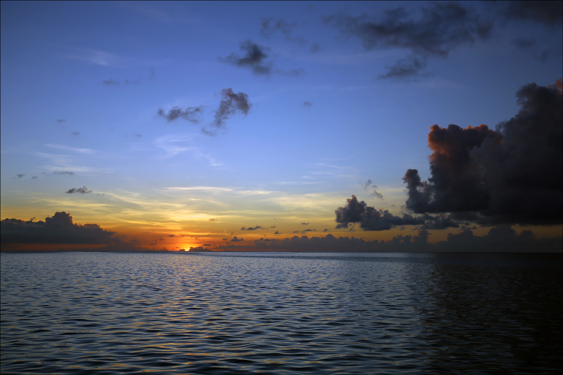 Bora Bora Sunset 2