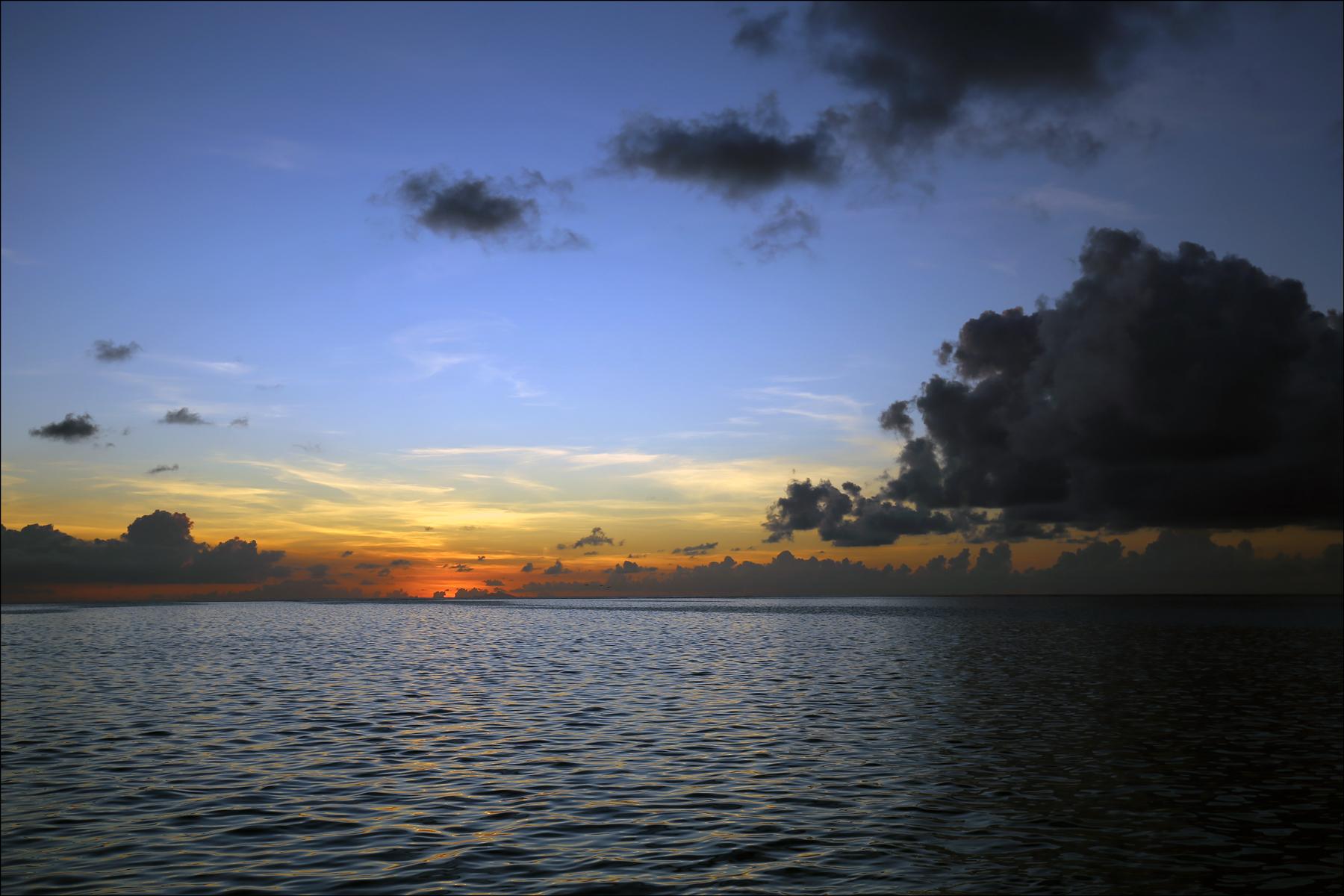 Bora Bora Sunset 3