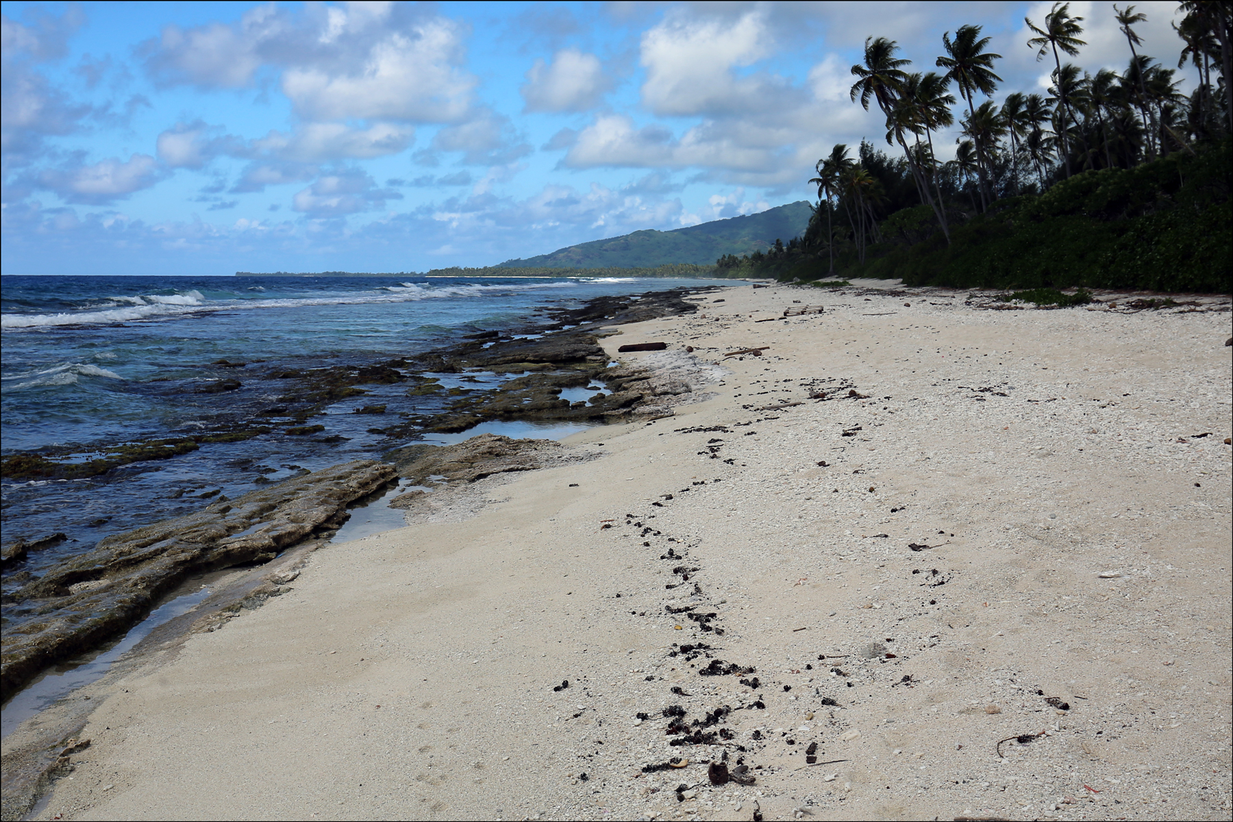 Huahine Beach 1